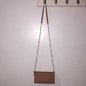 Brown small purse